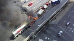 Le transport de matières dangereuses décrié après l'accident sur