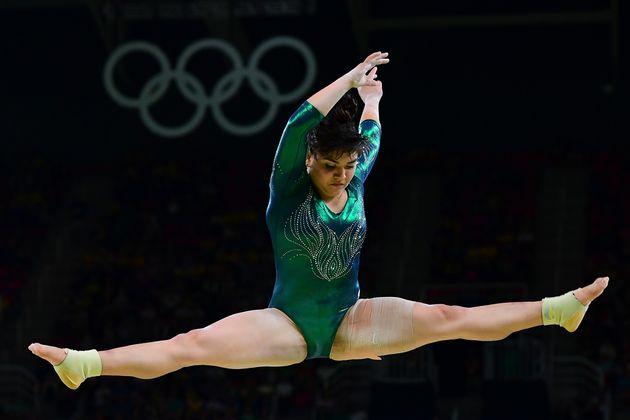 Sexisme aux JO de Rio: cette gymnaste mexicaine a fait ressortir le meilleur et le pire des réseaux sociaux