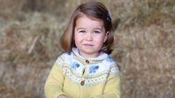 La princesse Charlotte ressemble de plus en plus à la