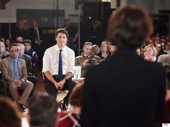 «Je vais répondre en français»: Justin Trudeau fait son mea culpa