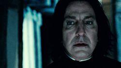 La théorie de «Harry Potter» selon laquelle Rogue n'est pas