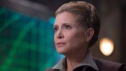 On en sait plus sur le rôle de Carrie Fisher dans «Les derniers
