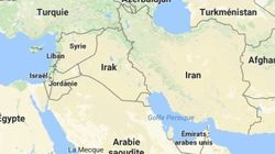 Où est la Palestine sur Google Maps?