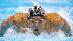 Michael Phelps obtient sa 21e médaille d'or olympique!