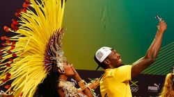Usain Bolt a organisé sa propre cérémonie d'ouverture des