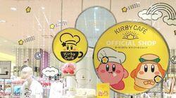 Un café Kirby ouvre ses portes au