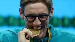 Ce nageur australien a rendu le web chinois