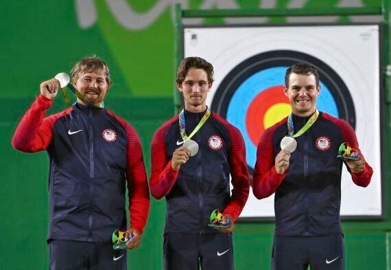 Leonardo DiCaprio a un sosie aux Jeux olympiques, l'archer Américain Brady Ellison
