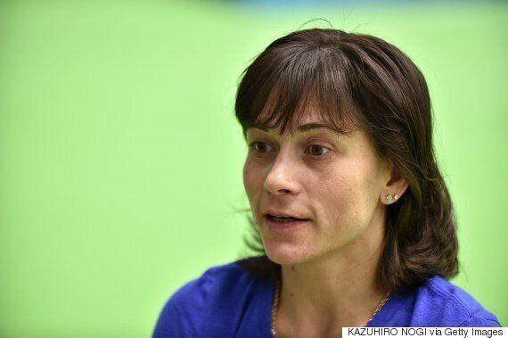 À 41 ans, la gymnaste ouzbèke Oksana Chusovitina épate à