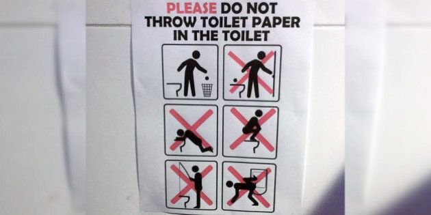 Aux JO de Rio 2016, il est encore interdit de pêcher dans les toilettes (et autres règles
