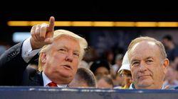 Trump défend un journaliste accusé de harcèlement