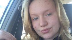 Une adolescente est portée disparue à