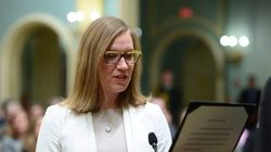 La ministre Gould refuse de promettre une réforme du mode de