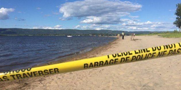 Le corps d'un enfant de 10 ans repêché à la plage de Constance Bay, à