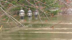 Les inondations forcent Rigaud à décréter l'état