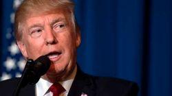 Frappe en Syrie: voici l'allocution de Donald