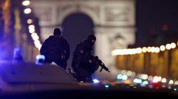 Fusillade sur les Champs-Élysées à