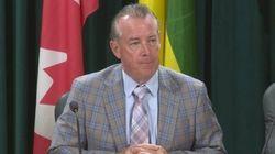 Alcool au volant : le vice-premier ministre de la Saskatchewan