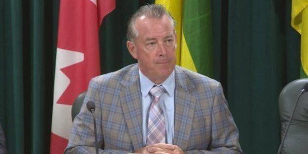 Alcool au volant : le vice-premier ministre de la Saskatchewan, Don McMorris,