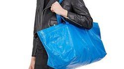 Ce sac Balenciaga à 2455$ ressemble au sac
