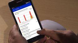 La GRC admet capter certaines informations de téléphones