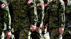 Le doute plane sur la nature des blessures de sept soldats canadiens en