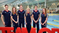 JO: Les maillots de bain des nageurs britanniques auraient été