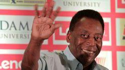 Pelé annonce qu'il n'allumera pas la vasque