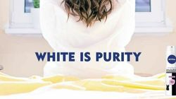 «White is Purity»: le slogan de Nivea qui ne passe