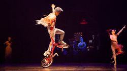«Volta»: un vent de jeunesse souffle sur le Cirque du