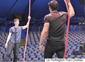 «Volta», la cure de jouvence du Cirque du Soleil