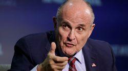 Giuliani va conseiller Trump sur le