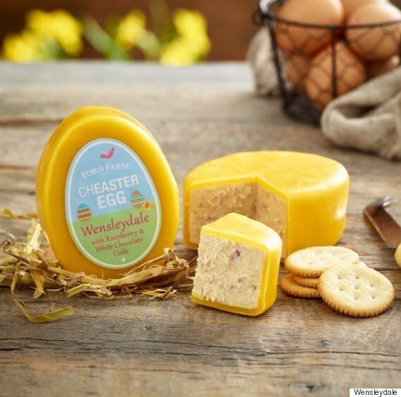 Des oeufs au chocolat au fromage cette année pour