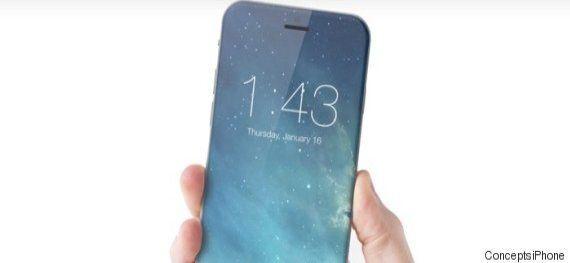 iPhone 8: les rumeurs se multiplient pour l'écran Oled et