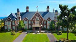 La maison la plus chère du Canada vient d'être mise en