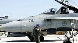 Pas de nombre minimum d'avions de chasse à