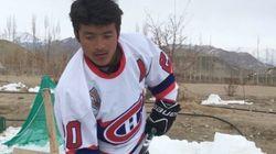 La fièvre du hockey... dans