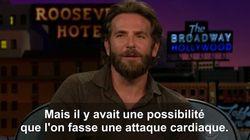 Bradley Cooper aurait bien aimé se faire taser pour de vrai dans «Lendemain de veille»