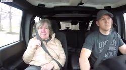 Avec ces vidéos touchantes, il documente la démence de sa