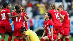 Soccer féminin: le Canada bat l'Australie... et des