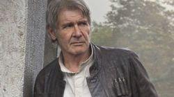 La blessure d'Harisson Ford a changé le scénario de «Star Wars