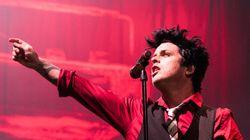 Découvrez les photos du spectacle de Green Day au Centre