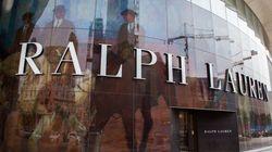 Ralph Lauren supprime des emplois et ferme des