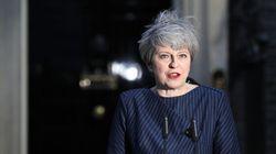 Theresa May appelle à des élections