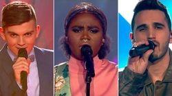 «La voix»: Ludovick, Rebecca, Frank et David passent à l'étape