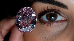 Ce diamant a été vendu pour un prix