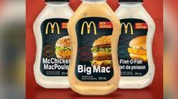 La sauce à Big Mac bientôt à