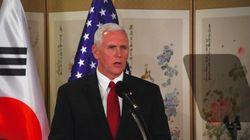 Mike Pence à la Corée du Nord: «Ne testez pas