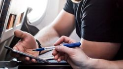 Interdiction des appareils électroniques: des voyageurs à Montréal sont