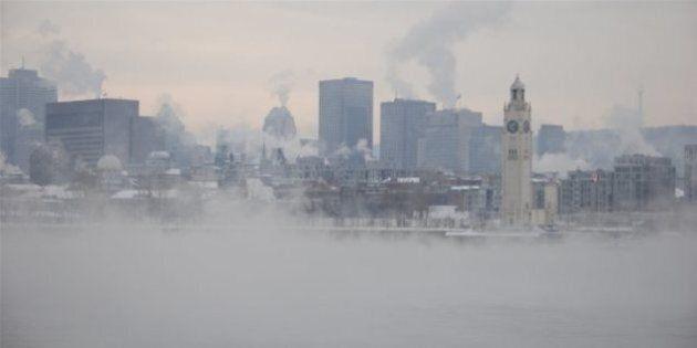 Alerte de smog au Québec: de l'ouest de la province jusqu'à